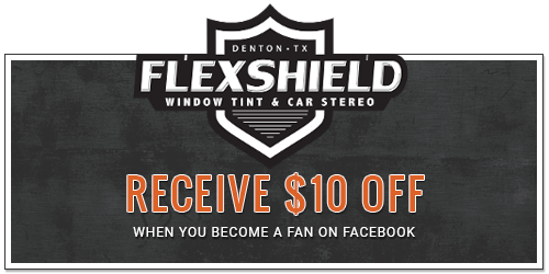 $10 Off When You Become a Fan on Facebook